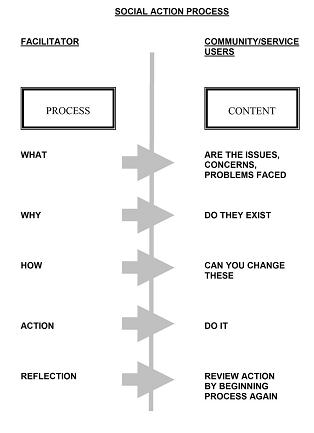 Social Action Process